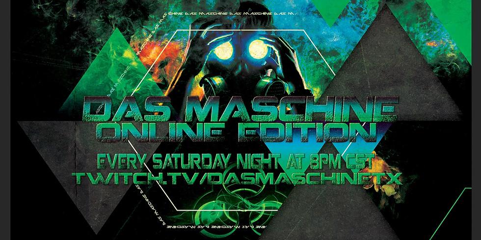 Das Maschine Every Saturday Night
