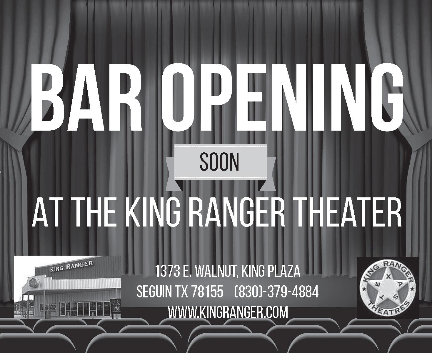 King Ranger Theater >> Home Rebecca Harrison Illustration Design