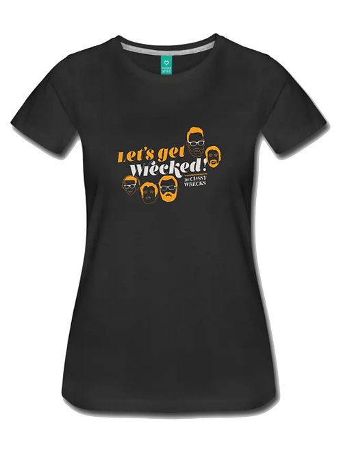 Get Wrecked - Women's Tee
