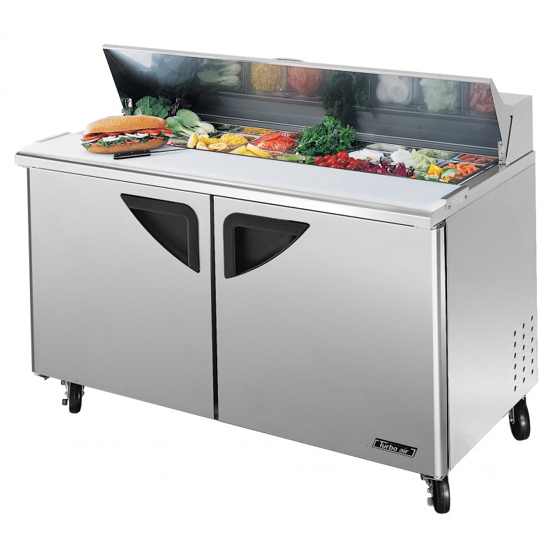 Refrigerated Food Preparation Tables
