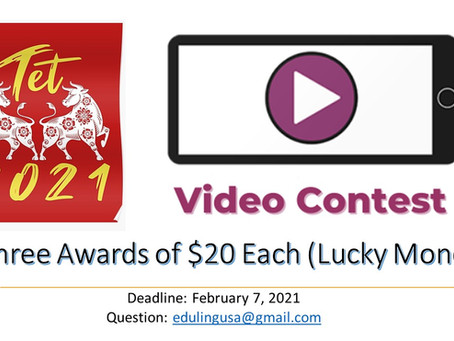 Tet 2021 Video Contest