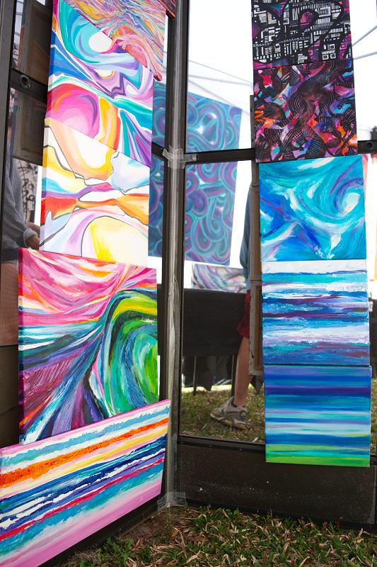 Expressionist Studio Fine Art Exhibt