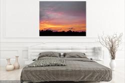 Splendorous Sunset Sky
