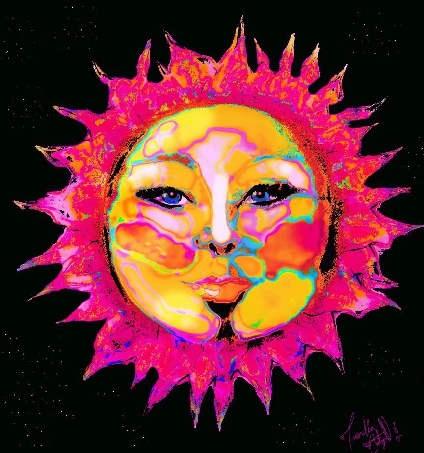 Sun Goddess She Sun