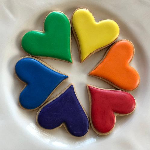 6 piece -PRIDE LOVE