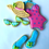 Thumbnail: 1 dozen cookies - BEACH PARTY MAMA