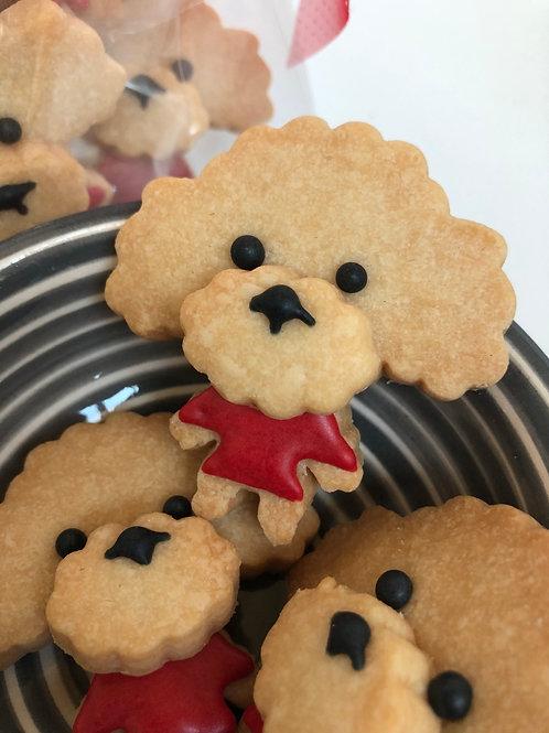 Baker's dozen - FIDO in a red sweater