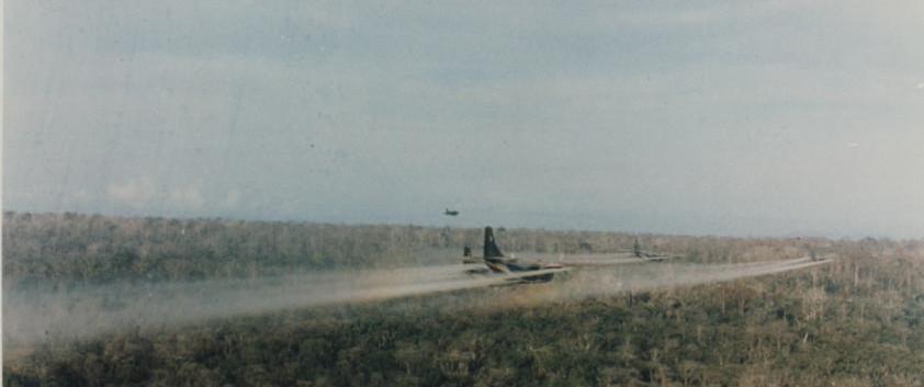 USAF Fairchild UC-123 Provider