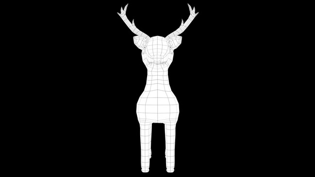 Deer's Wireframe