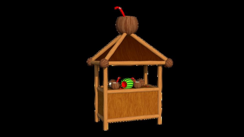 The Coconut Cabana