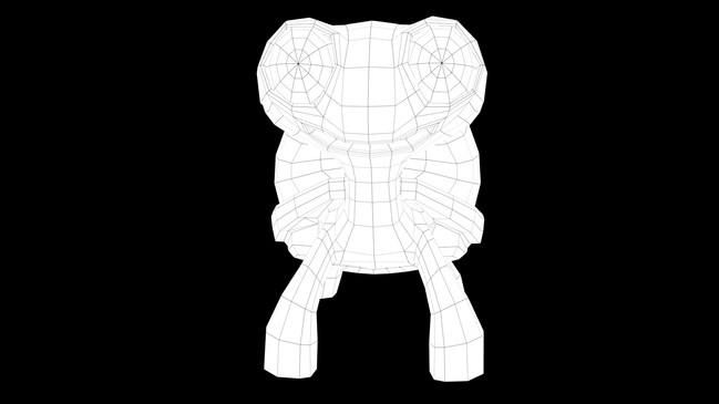 Turtle Wireframe
