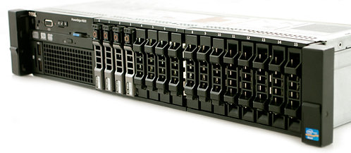 """Dell PowerEdge R720 SFF with 2.5"""" Drives Two E5-2680 256GB RAM"""