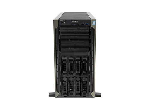 "Dell PowerEdge T440,8 x 3.5"",2xXeon Silver 4110,32GB,2 x 480GB SSD 4 x 4TB SAS"