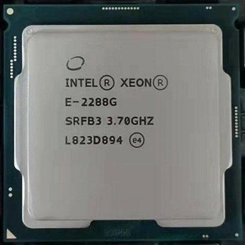 Intel Xeon E-2288G SRFB3 3.7GHz CPU Processor LGA 1151 Cache 16M