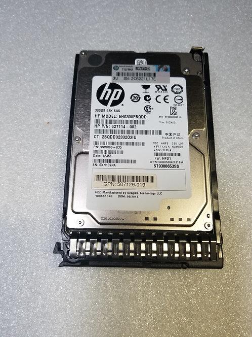HO 300GB 15k SAS drive