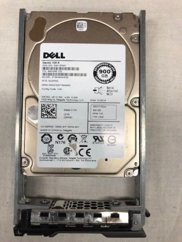 CSS20021 - Dell 900gb 10k 6g S