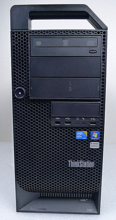 "CSS15052 - ""Lenovo IBM Thinkstation D20 2x3.46GHz"