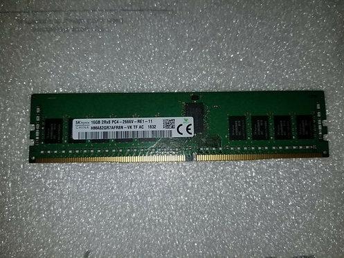 Dell 9U179 HMA82GR7AFR8N-VK HYNIX 16GB PC4 2666 2Rx8 ECC REG HMA82GR7CJR8N-VK