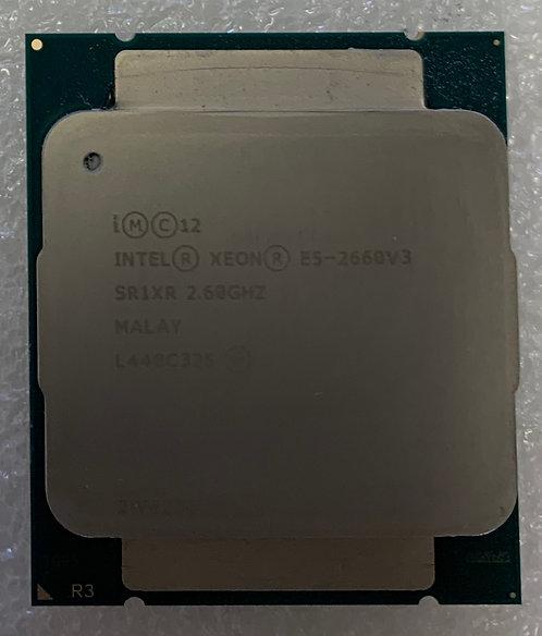 Intel SR1XR Xeon E5-2660V3 2.6GHz 10-Core Processor - Grade A