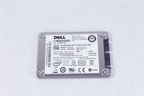"""Dell SSDSC1BG800G4R MLC 800GB 6G 1.8"""" SATA Solid State Drive"""