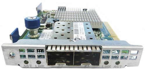 HP 649869-001 647579-001 10Gb Dual Port 530FLR SFP