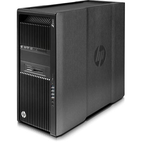 CSS15037 - HP P0C93UT#ABC Z840 Workstation Two E5-