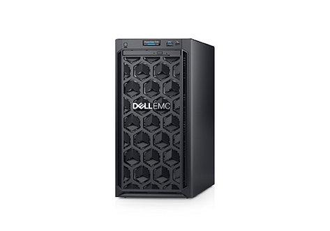 "Dell PowerEdge T140,4 x 3.5"",1xE-2288G,32GB,2 x 300GB SSD 2x4TB SAS,H330,with OS"