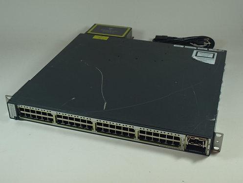CISCO WS-C3750E-48PD-SF GIG Switch