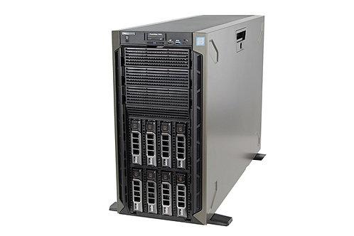 """Dell PowerEdge T640,8 x 3.5"""",2xXeon Silver 4216,64GB,2x480GB SSD 4x1.2TB SAS"""