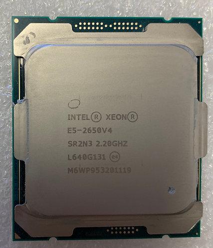Intel SR2N3 Xeon E5-2650V4 2.20GHz 12-Core Processor - Grade A
