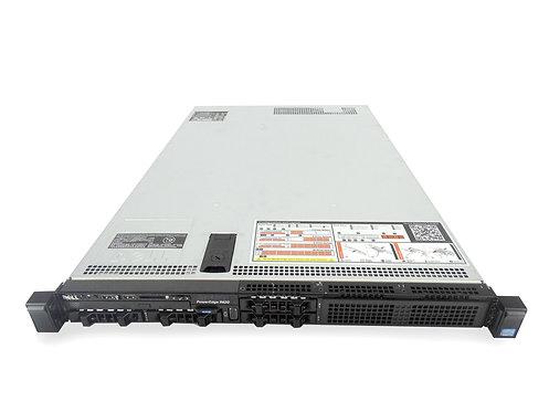 """Dell Poweredge R620 chasis 4 x 2.5"""",2xE5-2650V2,256GB,4 x 1TB HDD S110 raid ."""
