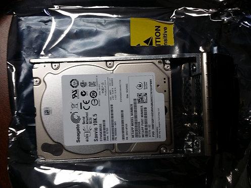 """Netapp 450 GB 2.5"""" HD w/Netapp Tray for DE5600 E2612 E2600 E2624 5350 E2624"""