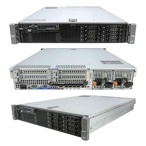 "CSS10146 - Dell R710 2.5"" 2 x X5690, 144GB RAM, 6"