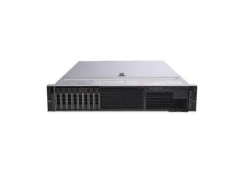 "Dell PowerEdge R740,8 x 2.5"",2xXeon Gold 6148,256 GB,2x480GB SSD 6x1.8TB SAS"