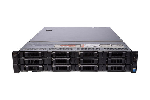 "Dell PowerEdge R730xd 12x3.5""+2x2.5""2xE5-2680v4,128GB,2x300GB SSD 4x4TB SAS H730"