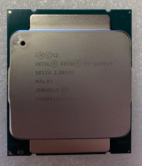 Intel Xeon SR1YA E5-2650V3 2.30GHz 10-Core Processor - Grade A