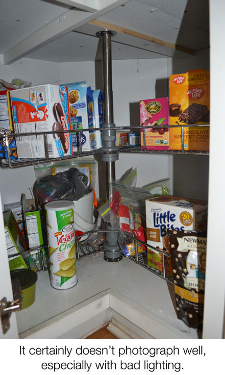 The Snack Cabinet Of DOOM!