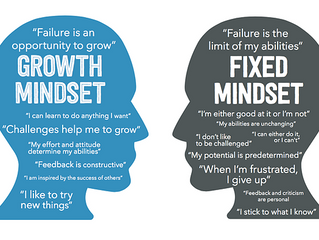 POWER OVER HABIT: WHY MINDSET MATTERS