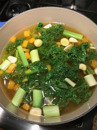 Good Intentions Veggie Broth