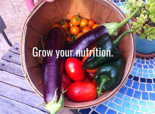 Grow Your Nutrition