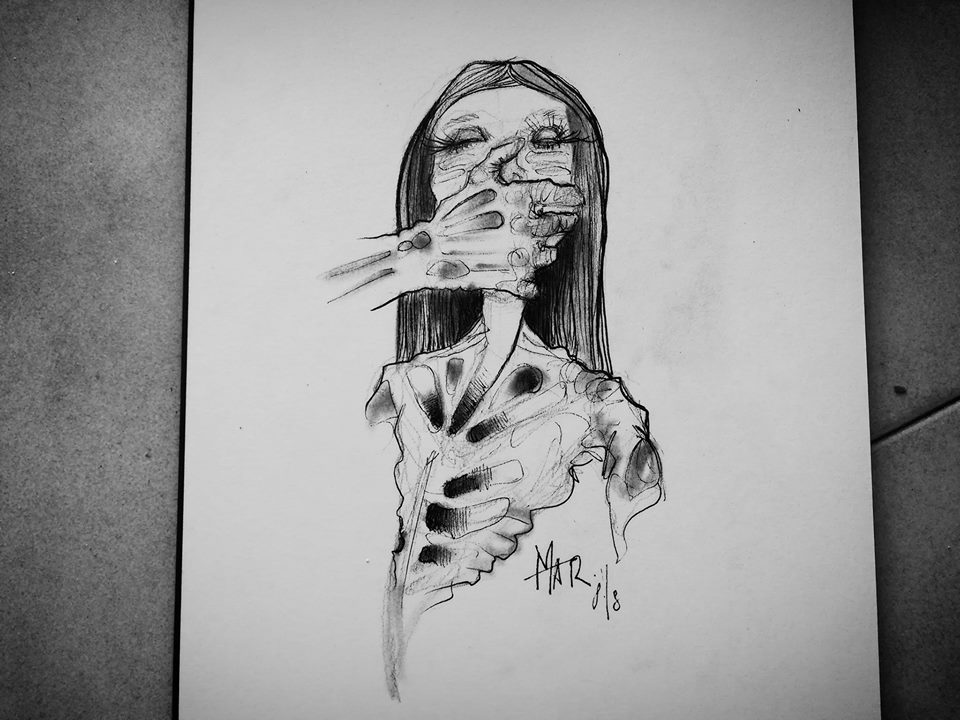 DISTURBING DRAWINGS_SILENCE