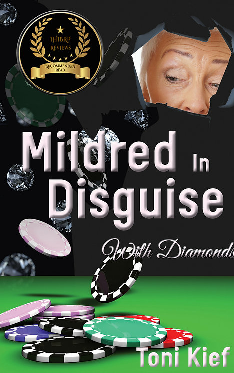 Mildrid In Disguise With Diamonds