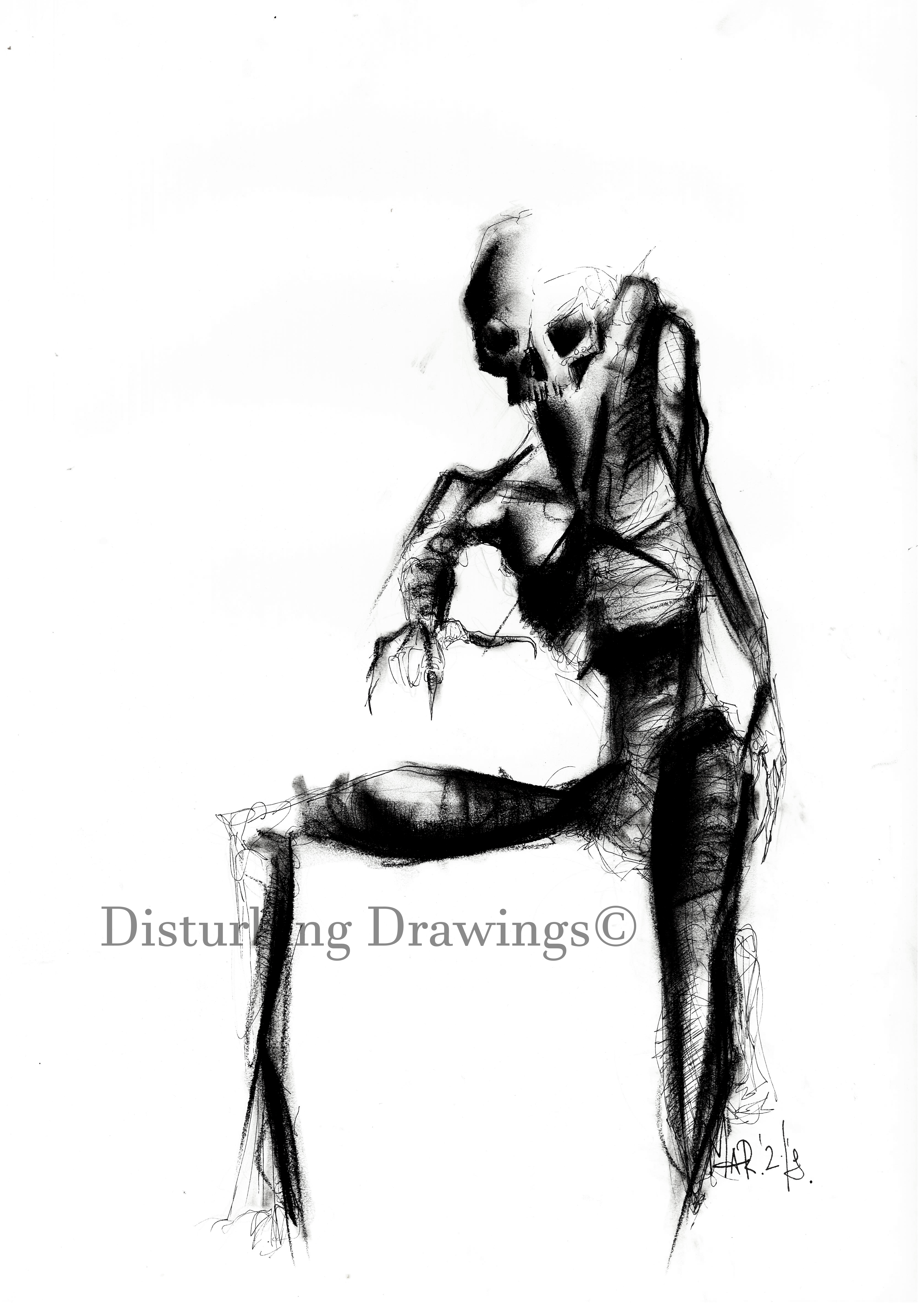 Disturbing Drawings_The Bold Mom_9