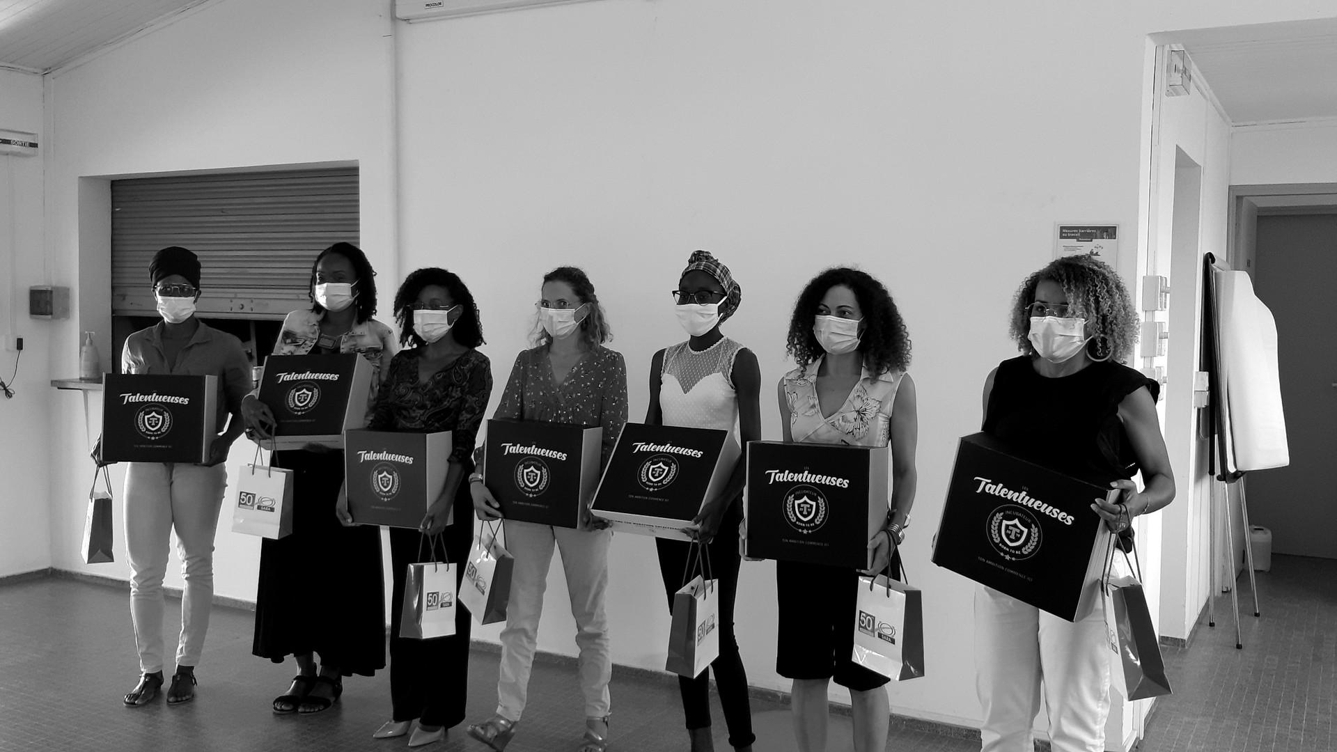 Cohorte Les Talenteuses Martinique 2 - La Sara