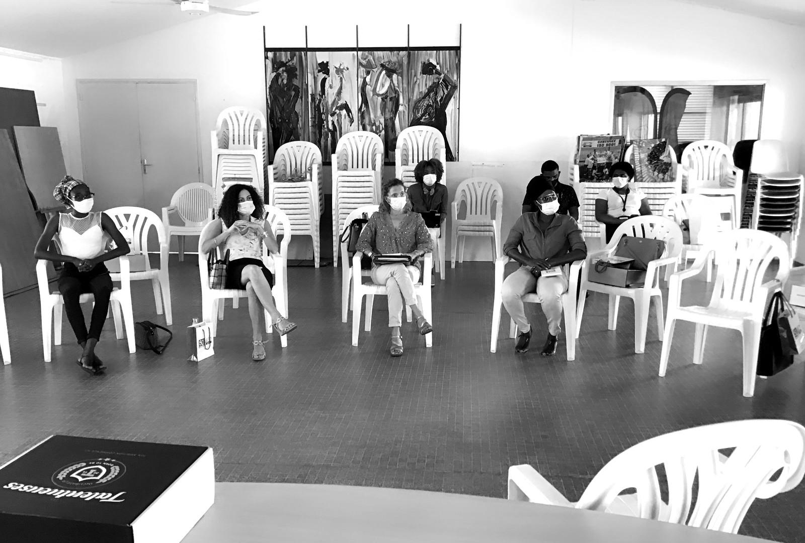 Cohorte Les Talentueuses Martinique - Promo 2
