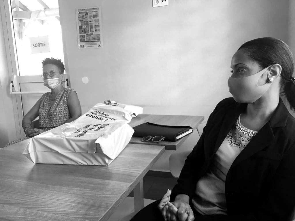 Cohorte Les Talentueuses Guadeloupe - La Sara