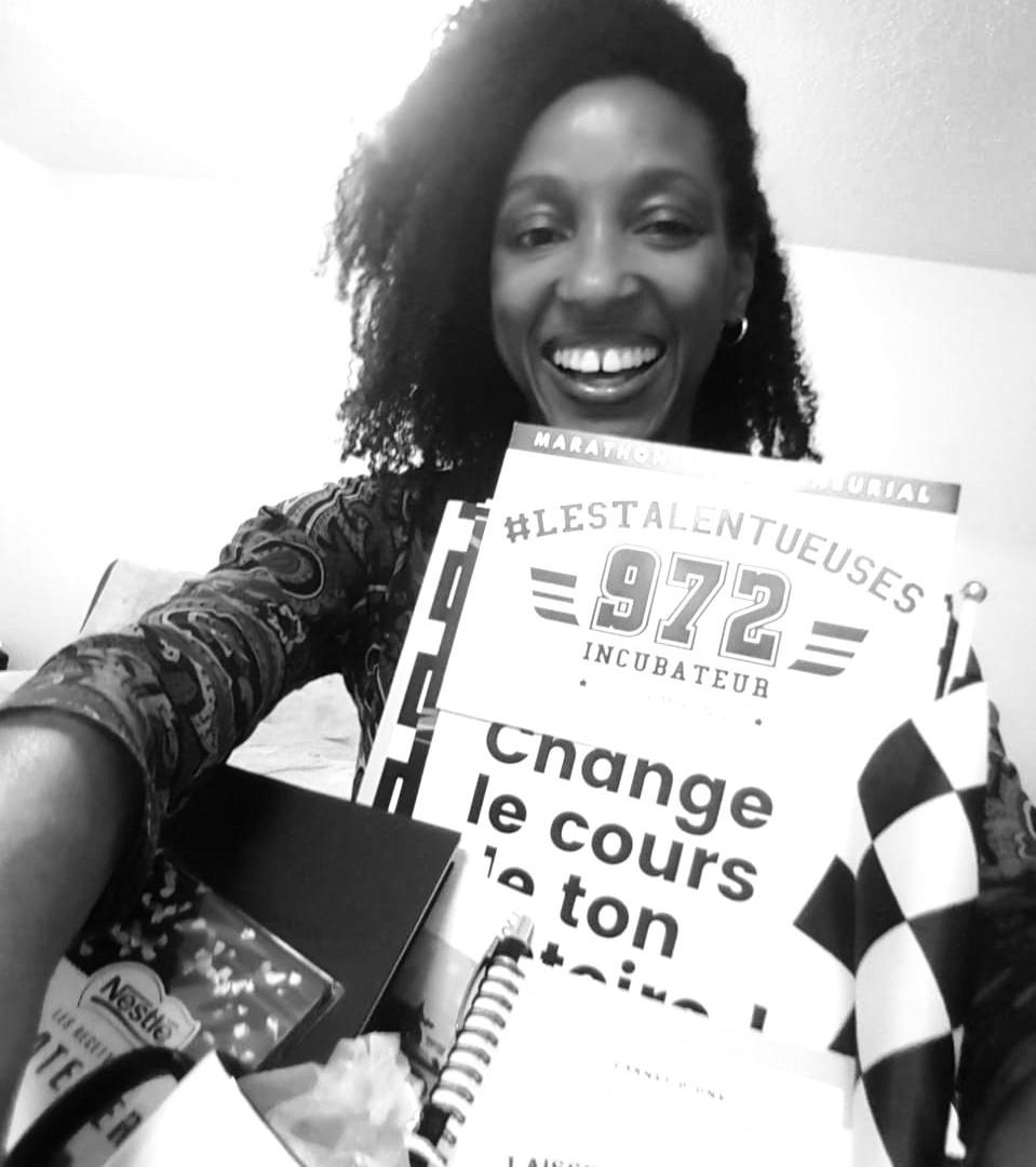 Unboxing #TalentBox Cassandra - Cohorte Martinique 2