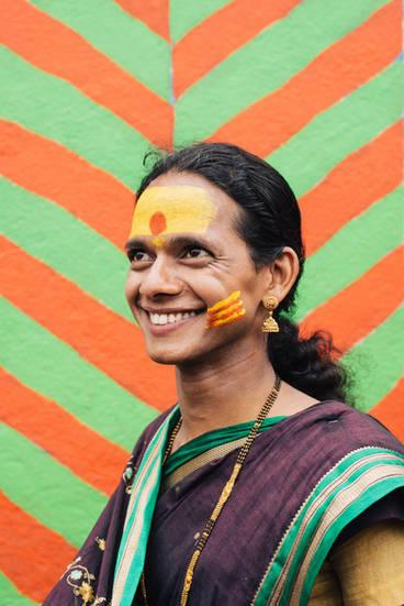 Transgender, Aravani Art Project.