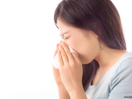 Las alergias y la salud visual