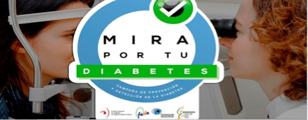 Mira por tu diabetes